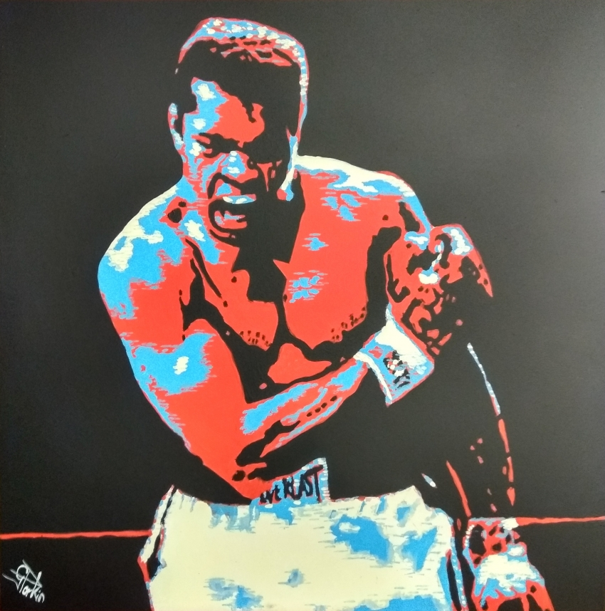 Muhammad Ali by GP1805
